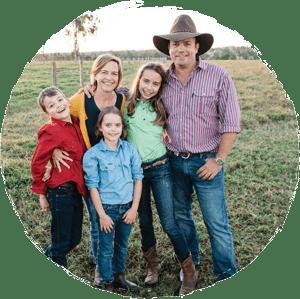 Brisbane Valley Protein Beef Family